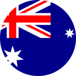 australian flag icon